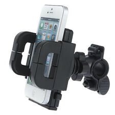 Bicycle Bike Mount Handlebar Holder Stand For iPhone 6 Plus iPhone 5 5S 5C 4 GPS