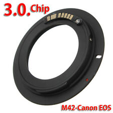 AF III Confirm M42 Lens to Canon EOS EF Mount Adapter For 60D 550D 600D 7D 1100D