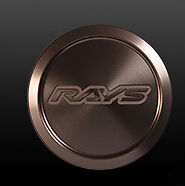 RAYS VOLK RACING ZE40 CENTER CAP Standard TypeBronze X 1 ZE40-BR