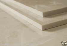 BOTTOCHINO 610x610x15mm BEIGE POLISHED MARBLE WALL & FLOOR TILES £56.99 PER SQM