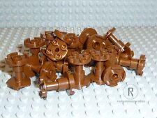 LEGO® 25 Stützen 3940 Star Wars Tisch support Pfeiler 2x2x2 braun NEUWARE