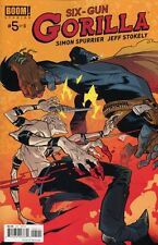 Six Gun Gorilla #5 (of 6) Comic Book 2013 - Boom