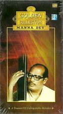 GOLDEN COLLECTION MANNA DEY- NEW BOLLYWOOD 4CD PACK
