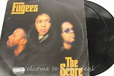 """Fugees (Refugee Camp) The Score 2 Records (VG) 12"""""""