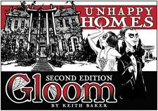 Gloom Card Game - Unhappy Homes 2Nd Edition Expansion