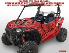 Invision DECORO GRAPHIC KIT UTV POLARIS General/RZR 900s/1000xp Joker B