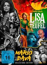 Mediabook LISA UND DER DIAVOLO Mario Bava THE HOUSE DI ESORCISMO BLU-RAY Box DVD
