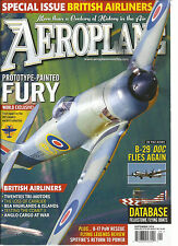 AEROPLANE MAGAZINE, SEPTEMBER, 2016 ( MORE THAN A CENTURY OF HISTORY IN THE AIR