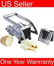 K22 Stainless Steel Potato French Fry Cutter Vegetable Slicer Chopper Dicer Blad