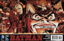 BATMAN #37 variant cover comic SIGNED BY DARWYN COOKE w/pic  New 52