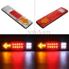 Waterproof LED Car Trailer Rear Tail Light Truck Caravan Turn Stop Indicator