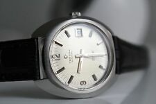 Certina DS-2 Automatic *SILVER dial, 1972!*