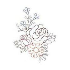 OESD Embroidery Machine Designs CD QUILTING GARDEN