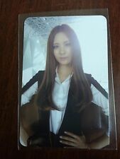 SNSD SEOHYUN The Boys Official Photo Card 3rd Album Girl's Generation Photocard