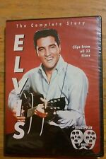 New Factory Sealed Elvis - The Complete Story DVD!  Rock And Roll The King