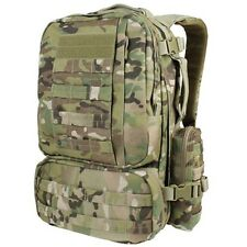 CONDOR 169 Tactical MOLLE Modular CONVOY Outdoor Hiking Pack Backpack Multicam