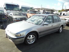 Honda : Accord 4dr Sedan SE