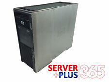 HP Z800 Workstation, 2x 2.93GHz HexaCore, 48GB RAM, 4TB (2x 2TB) SATA, Win 7 Pro