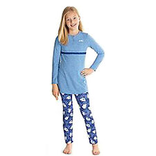 American Girl CL MY AG POLAR BEAR PAJAMAS SIZE XL(18-20) for Girls NEW PJ'S Blue