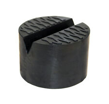 Universal V Groove Large Jack Pad for Low Profile Floor Jack Stand Lift Stand