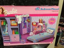 Barbie  Home Kelly Bedroom Playlet brand new  Bed