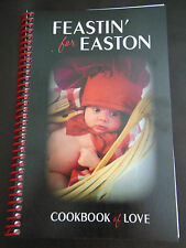 Feastin' for Easton - Cookbook - Fundraiser for a Cause - Family Recipes English
