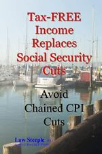 Tax-FREE Income Replaces Social Security Cuts : Avoid Chained CPI Cuts by Law...