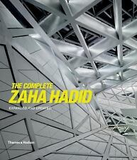 The Complete Zaha Hadid by Aaron Betsky (2016, Paperback, Revised)