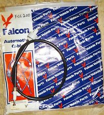 FALCON CLUTCH CABLE FCC200 FITS FORD SIERRA MK1 1.3, 1.6 8/84 - 2/87