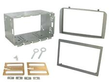 CT23AR02 Alfa Romeo 147 05-14 Car Stereo Double Din Fitting Facia Kit SILVER
