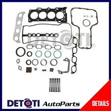 Fits: 1998-2008 Toyota Corolla VE,LE,CE Eng. Code 1ZZFE Full Gasket Set & Bolts