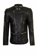 RARE Sons of Heroes SONSOFHEROES Very Soft Leather Mans Jacket size XL