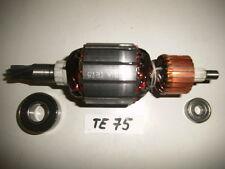 Hilti TE 75 Rotor, Anker mit beiden Lagern vom Rotor !!!