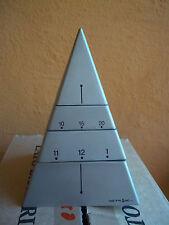 Particolare orologio da tavolo a forma di piramide (DA RIPARARE)