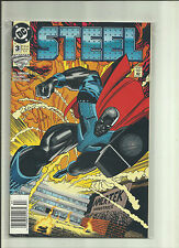 STEEL - # 3 . DC COMIC-USA  1994