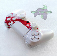 Custom modificado Playstation 4 Dualshock Inalámbrico PS4 Control-libro salpicaduras