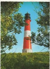 Nordseebad Hoernum auf Sylt Leuchtturm Germany Lighthouse Postcard 324a ^