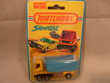 1976 MATCHBOX LESNEY SUPERFAST #50 ARTICULATED TRUCK MOC