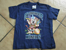 Screen Stars Full Cut Original T T-Shirt Oktoberfest Gr. 104 3 - 4 Jahre Wiesn