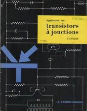 Livre : Applications Transistors à Jonctions : Théorie - Radiotechnique - RADIO