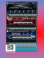 Roland NordLead Korg Yamaha For Kontakt. Over 1900 nki sounds.