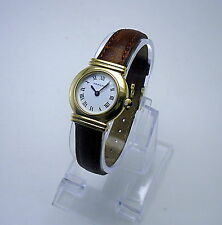 Hamilton Women's Quartz Wristwatch Art Deco Emerson Lugs Registered Edition