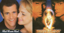 "Alan Silvestri:  ""Siegfried & Roy + What Woman Want""  (Soundtrack Score CD)"