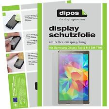 2x dipos Samsung Galaxy Tab S 8.4 T705 Pellicola Prottetiva Antiriflesso