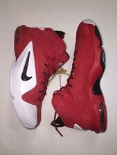 NIKE ZOOM PENNY VI RED SUEDE [749629 600] NO AIR HARDAWAY MAX 1 ONE CENT SZ 14