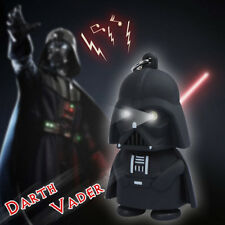 Film Star Wars Darth Vader Light Up LED With Sound Keyrings Key Chain Yong CA