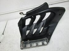 06 YFZ 450  Left Nerf guard /Foot Peg  oem stock