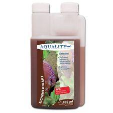 AQUALITY Eichenextrakt 1000 ml zur pH-Wert Senkung im Aquarium