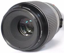 Canon Macro New FD 100mm F4 F/4 [point mold] Lens MF from Japan SLR No,46558
