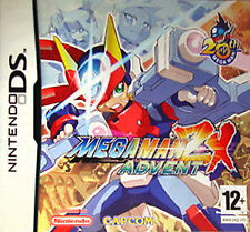 Mega Man ZX Advent (Nintendo DS, 2006) BRAND NEW FACTORY SEALED